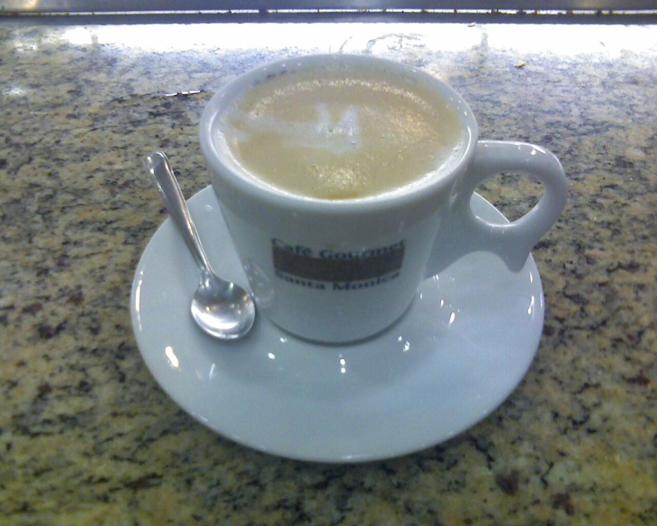 """Padaria Sta Tereza, desde 1872"" #cafe #sp"
