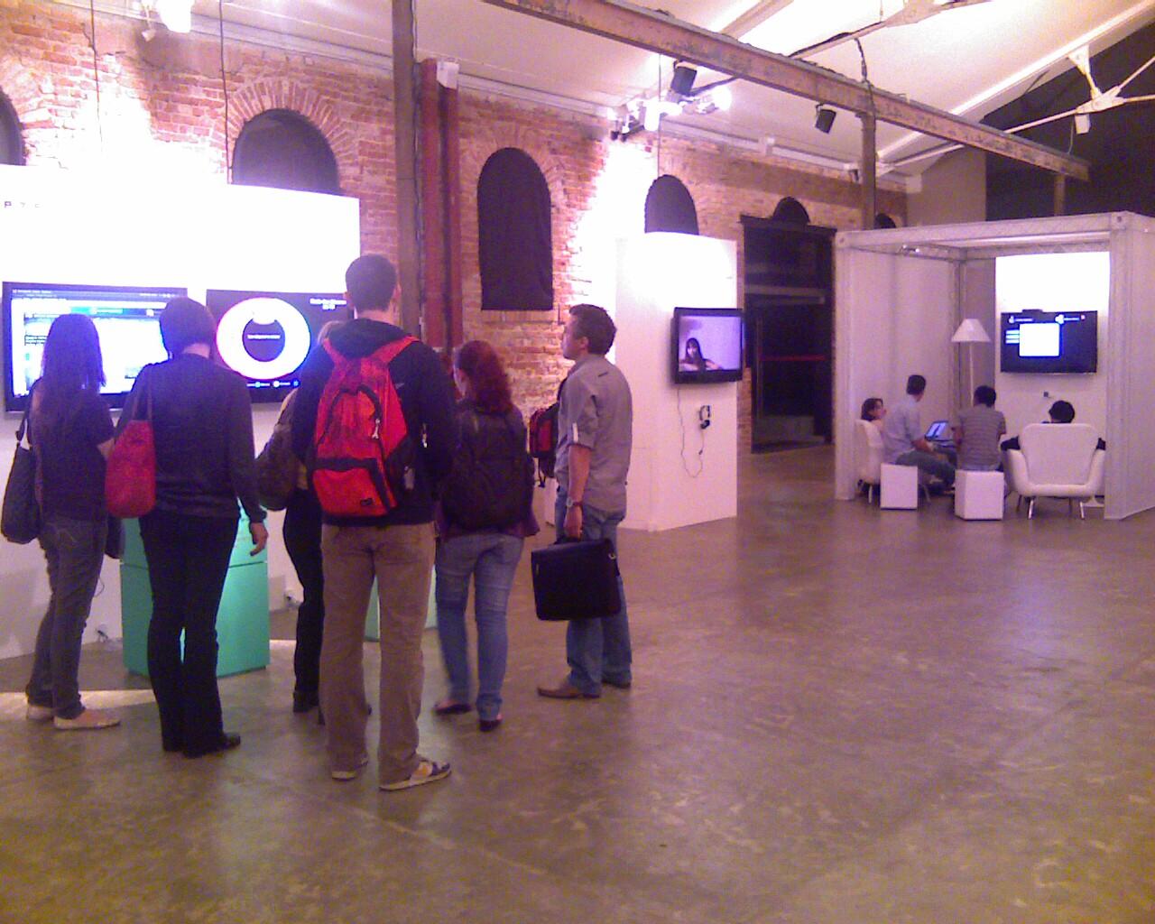 1ª Feira de Inovação Tecnológica Audiovisual – XPTA.LAB