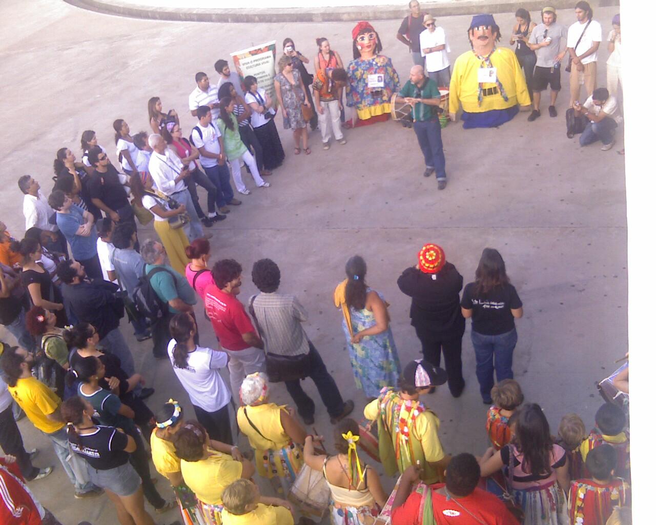 Reunio #Caravana #PontosdeCultura
