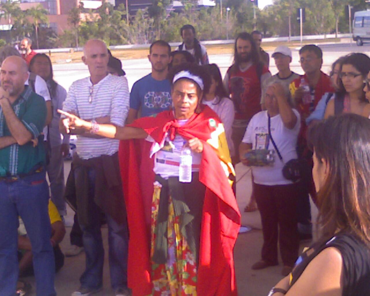 #PontosdeCultura querem falar com a @Dilmabr
