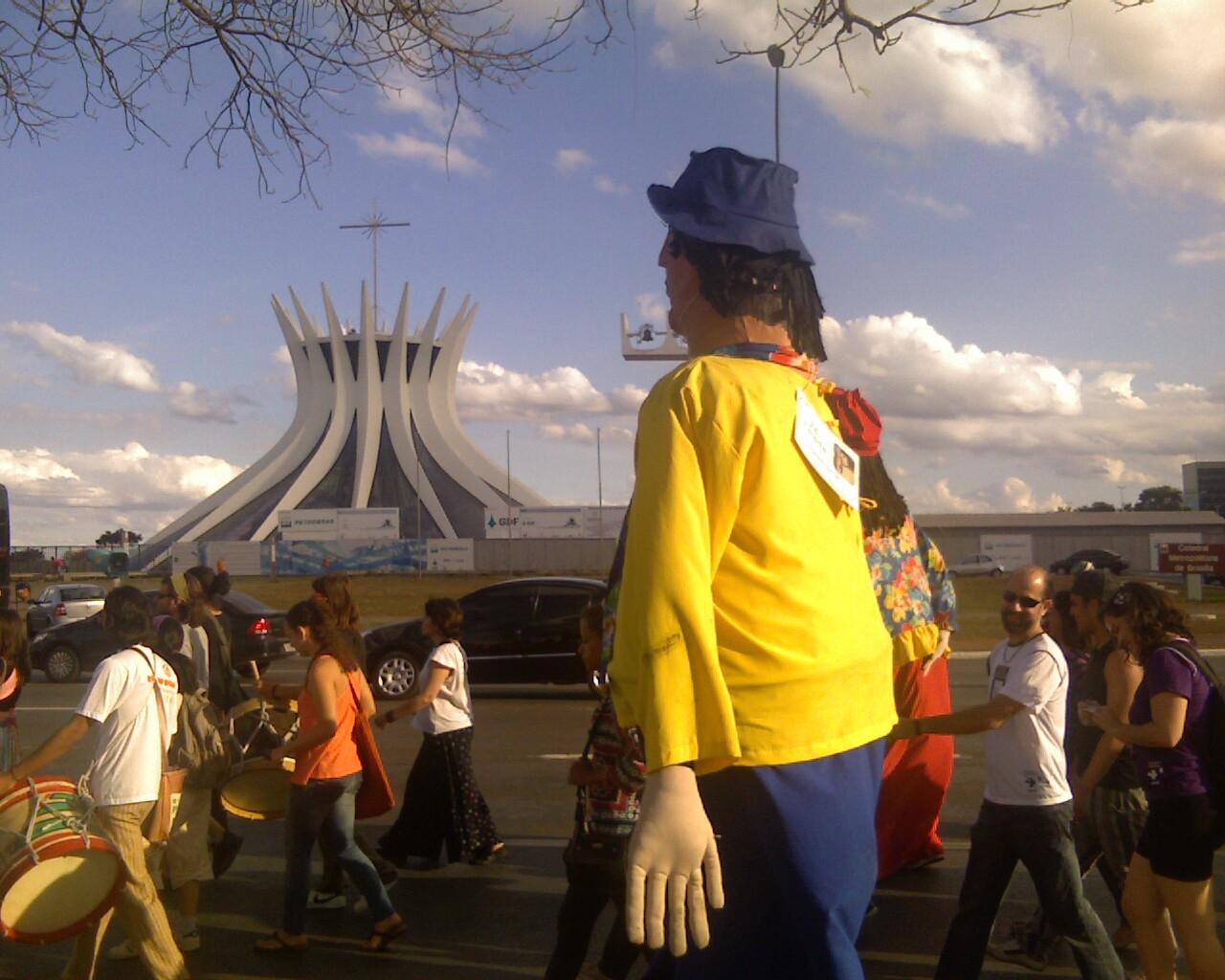 #pontosdecultura #brasilia