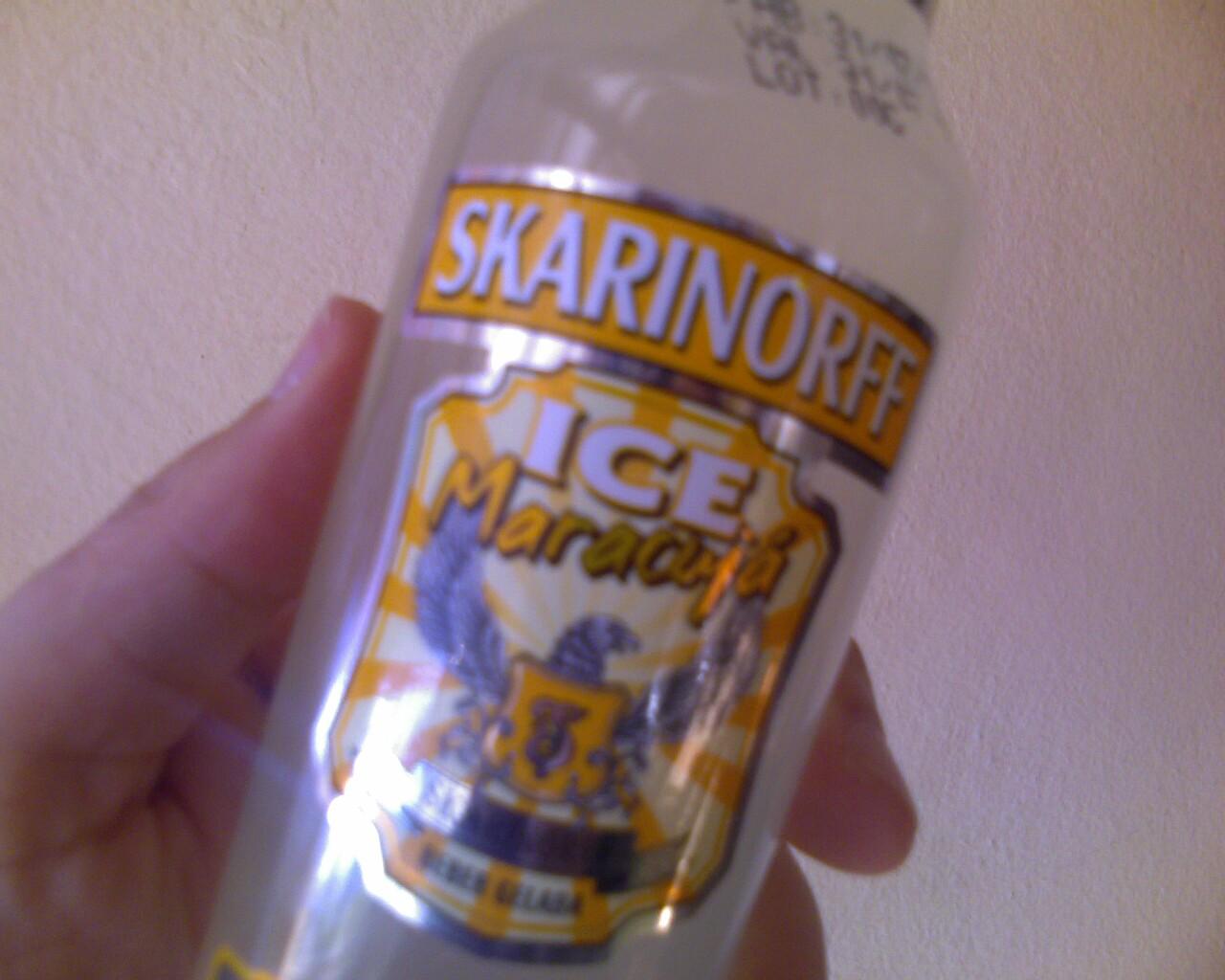 Uma vodka (quase) em minha homenagem….