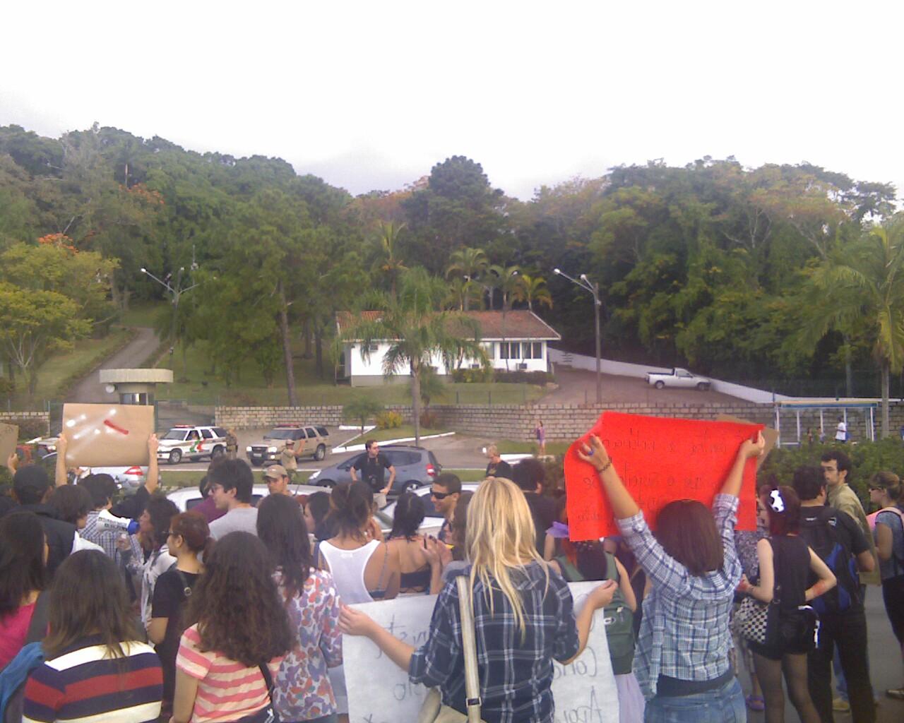 #MarchadaLiberdade #Floripa #ativismo