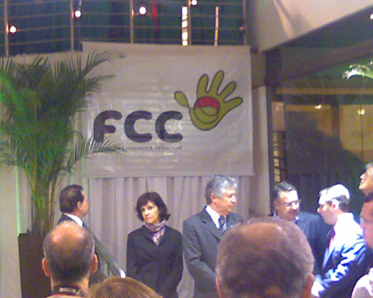 Nova logo da @FCC_oficial