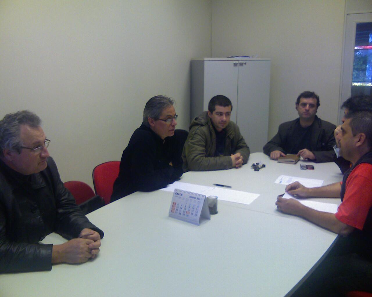 Conversa dos @PontosSC  com @SOL_SC_GOV @FCCoficial sobre a #TeiaCatarina