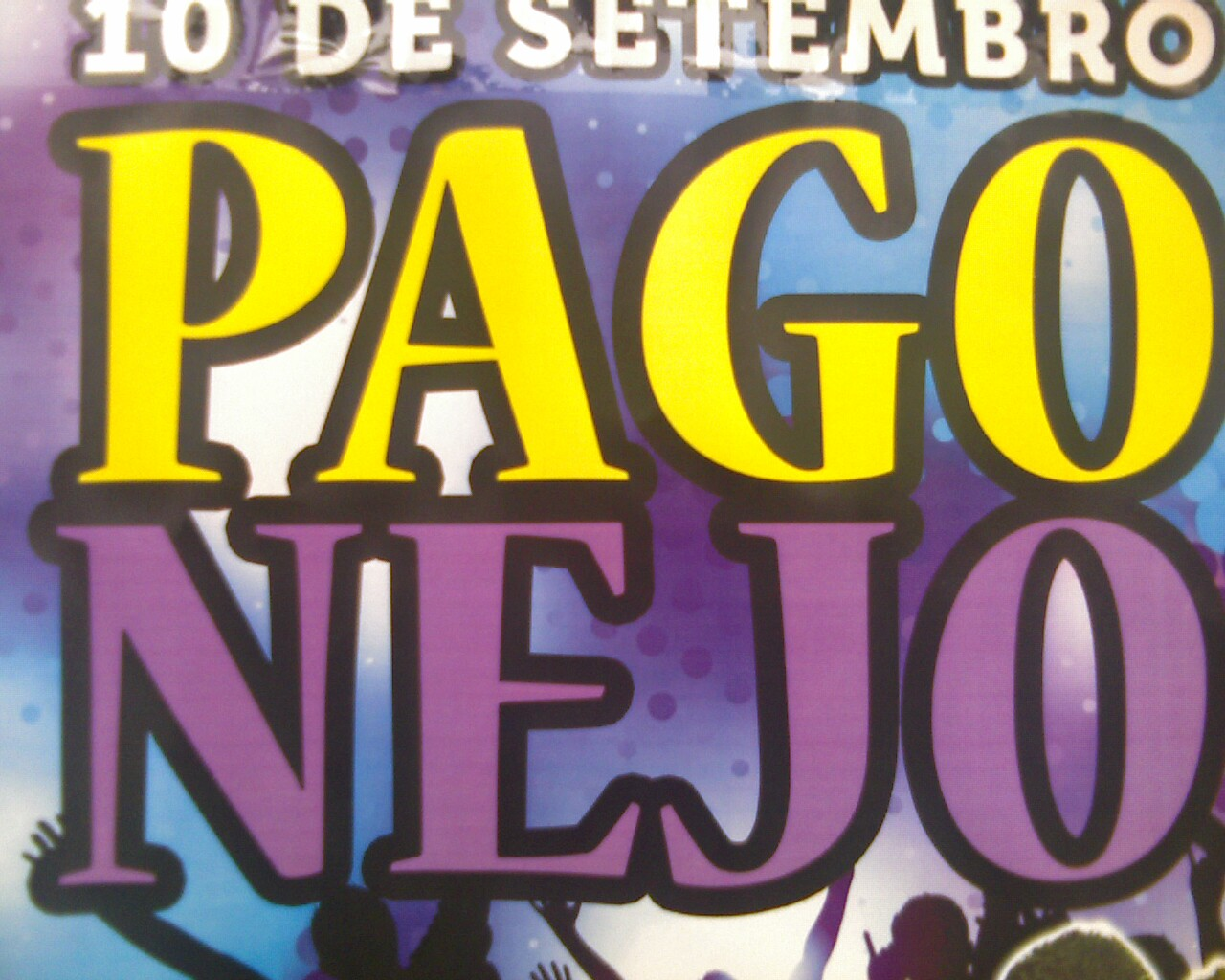 Sinais de #2012: Pagonejo