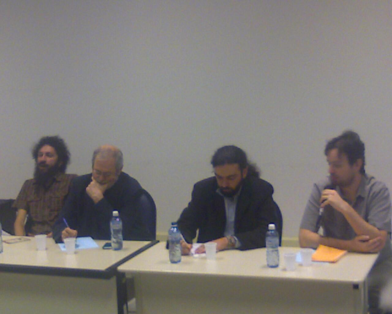 Debate com @PradoClaudio e @alfredomanevy no @ufsctock
