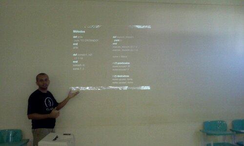 Oficina de programação no @sigaFASOL