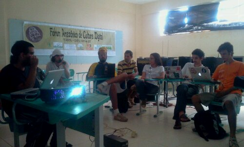 Debate com o Coletivo Antena Mutante  @sigaFASOL