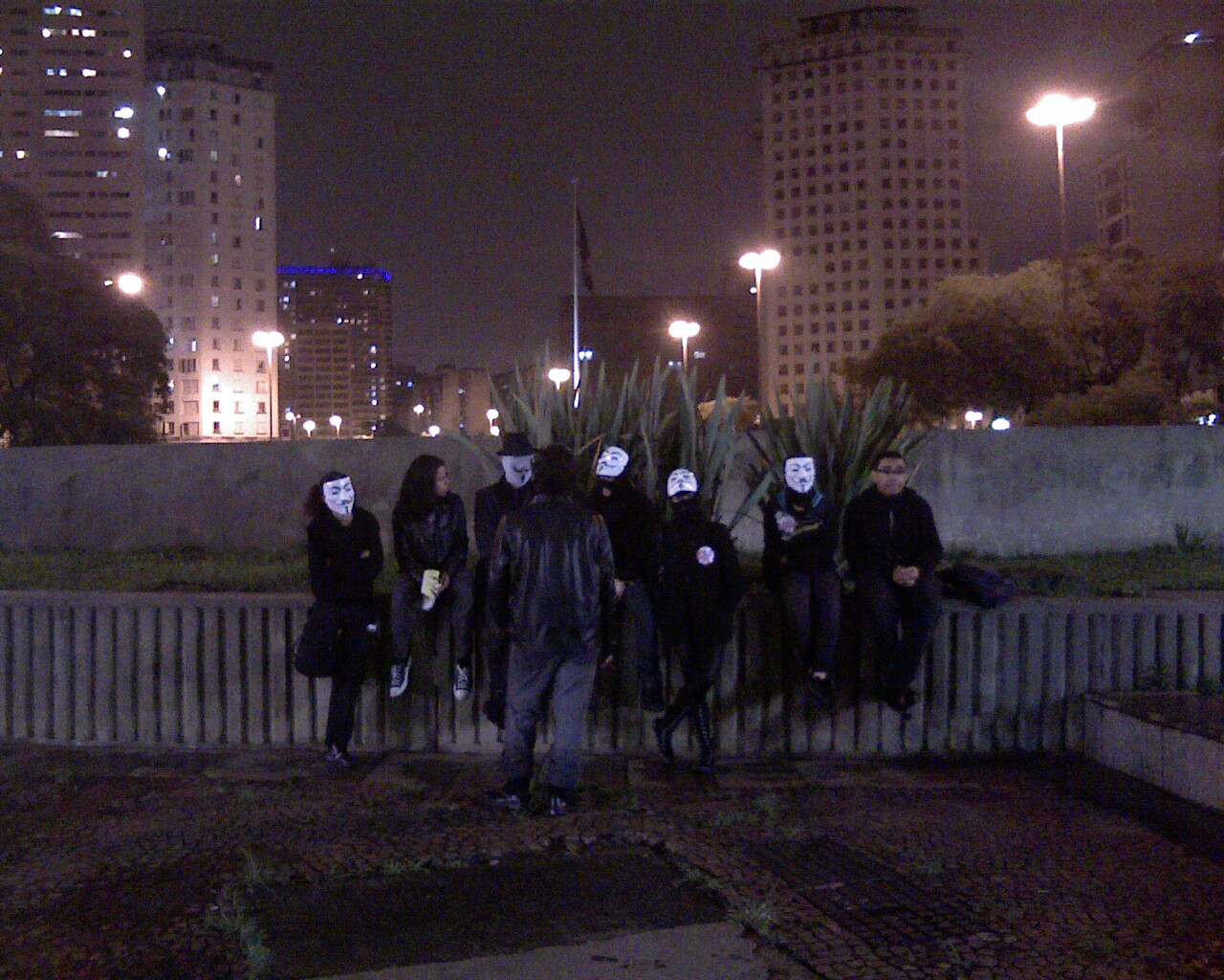 #AnonymousFeelings #AcampaSampa #15O