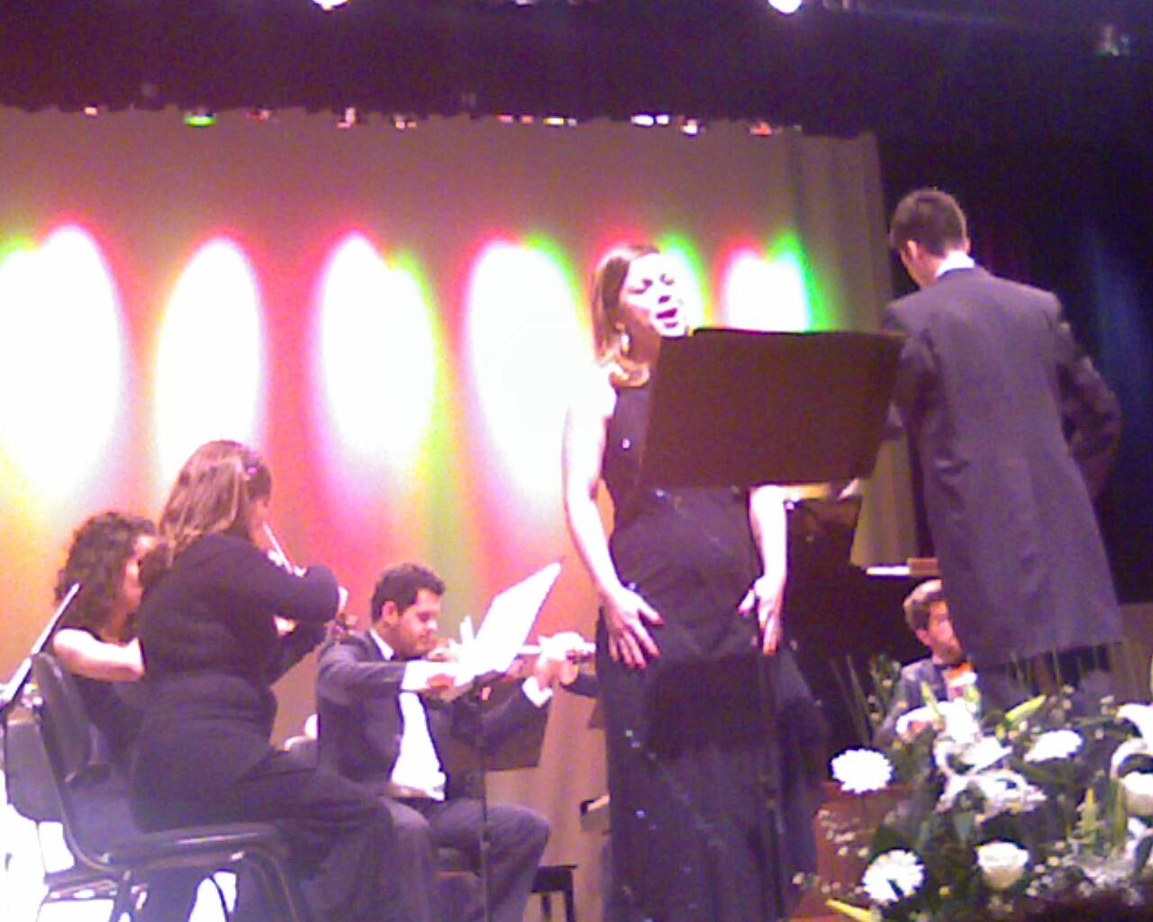 Violino e piano… Mas e o Cacumbi?