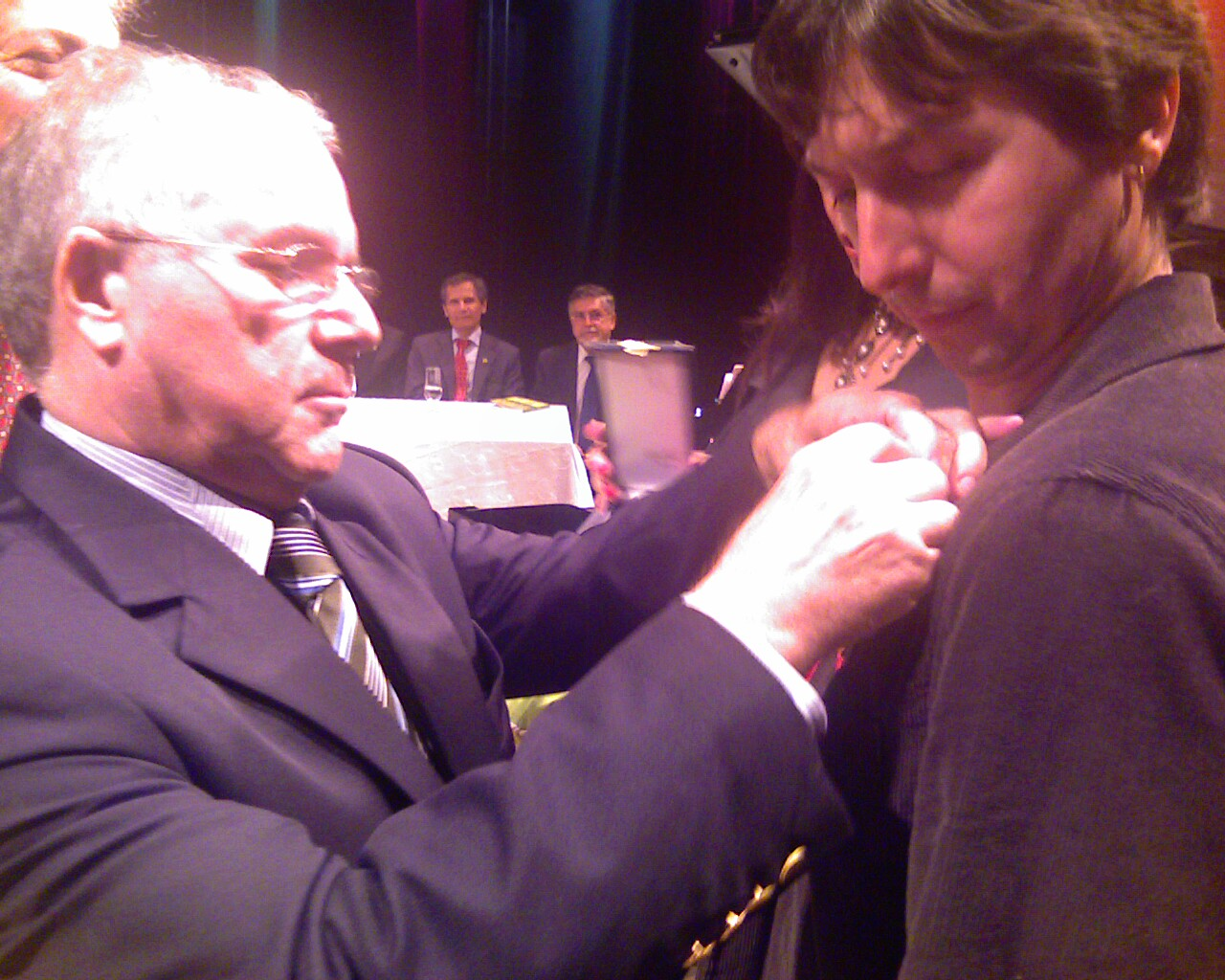 O Catavídeo recebe a Medalha Cruz e Sousa!
