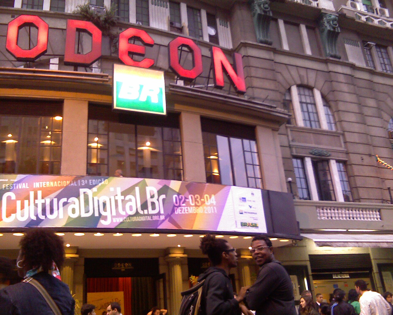 Odeon #CulturaDigitalBR