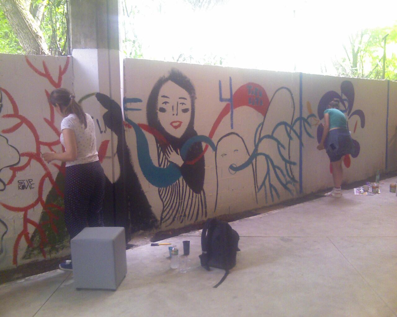 #Grafite #CongressoFdE