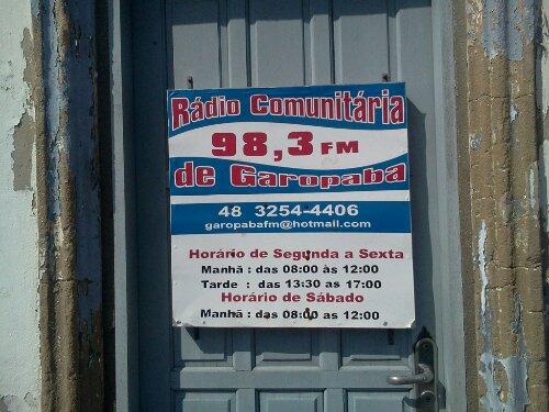 Rádio Comunitária de Garopaba