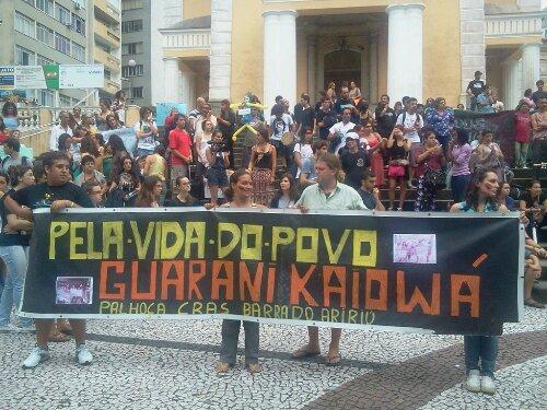 #SouGuaraniKaiowa #Floripa