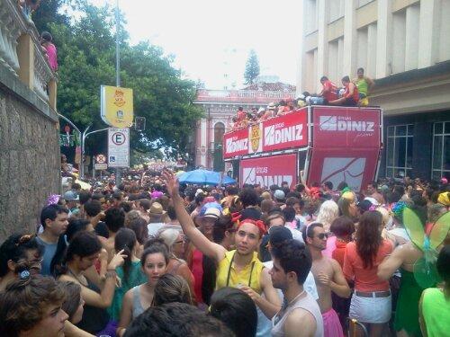 Carnaval em Floripa…