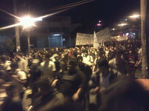 Você pode não conseguir ir nos #ProtestosBR, mas os #ProtestosBR vão até você…