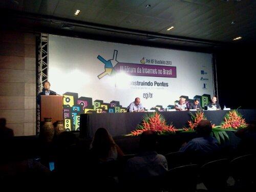 Seminário WSIS+10 #ForumBR